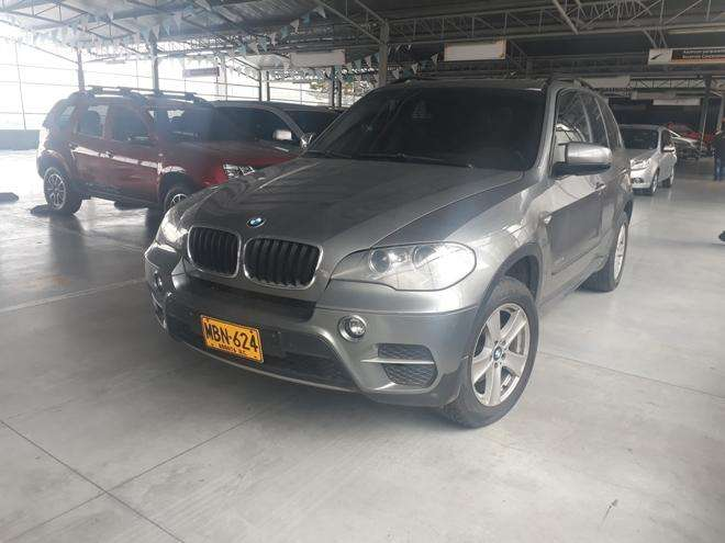 <strong>bmw</strong> X5 2012 - 33525 km