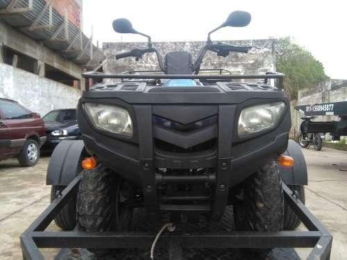 Cuatriciclo Euromot Modelo: Lx 250atv-f