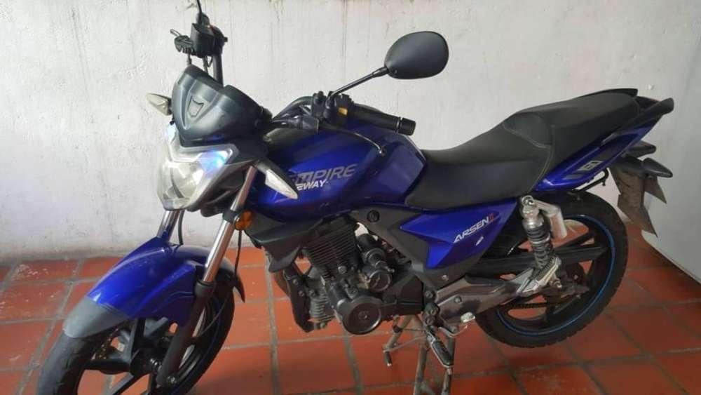 MOTO ARSEN 2013 BUEN PRECIO