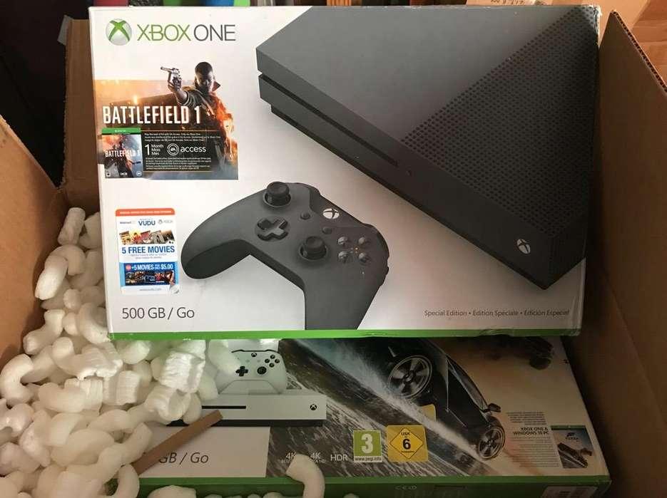 Xbox One Battlefield 1 500Gb Garantía