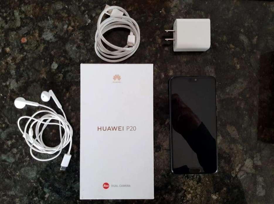 Huawei P20 EML-L29 128gb Libre de Fabrica 4 GB