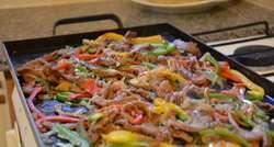 Plancheta Bifera De Hierro Para Cocinar SolReal