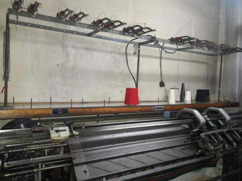Maquina de Tejer Universal Mcm N7
