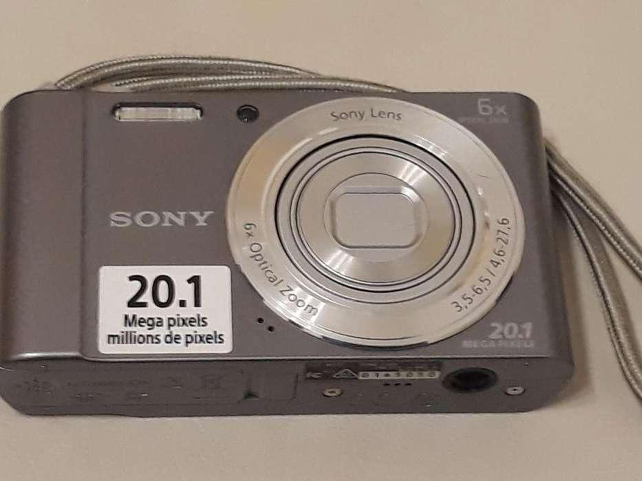 Cámara de Fotos Sony Cybershot Dsc-w810