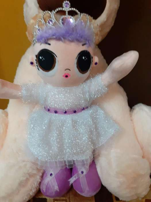 Muñecas Lol Peluches Bellas Manualidades