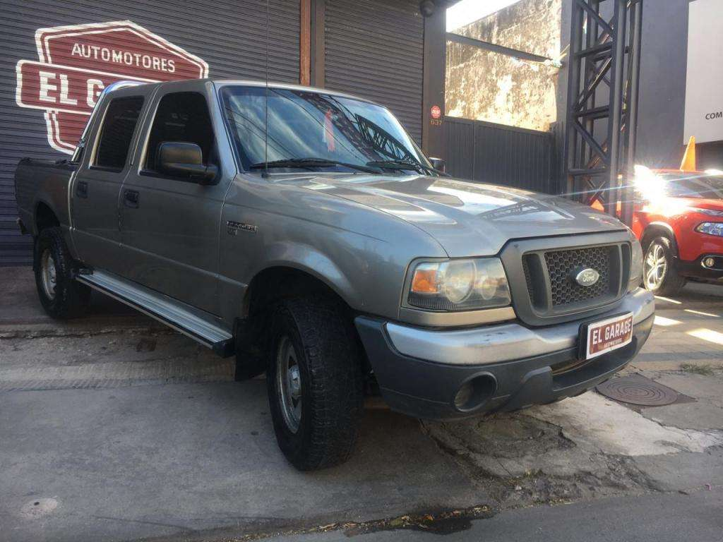 Ford Ranger 2008 XLS 3.0 doble cabina impecable!