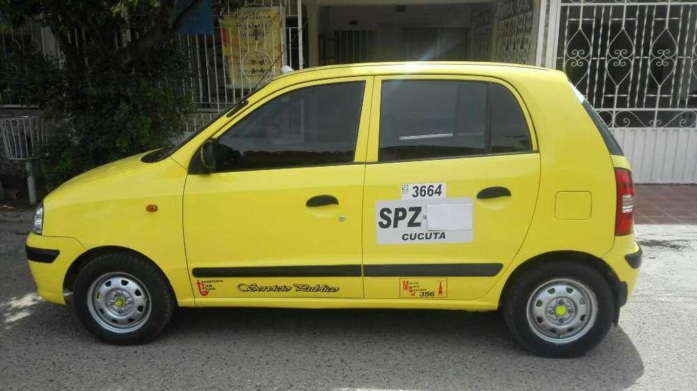 Taxi Hyudai Atos 2012