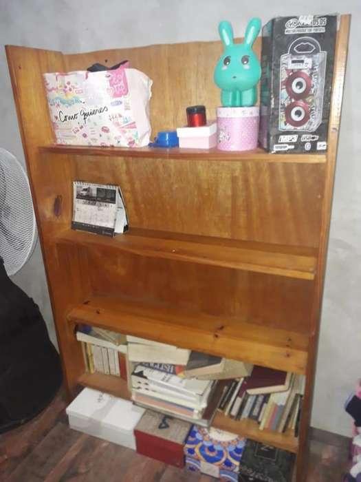 Estanteria / Biblioteca de pino