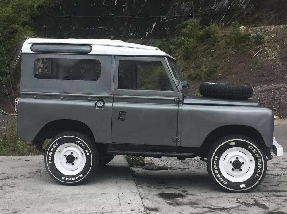 Land Rover Otro 1963 - 80000 km
