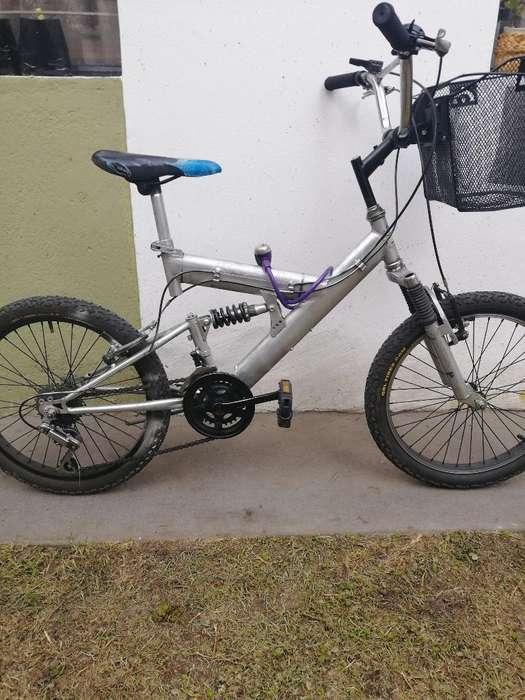 Bici Tipo Mtb