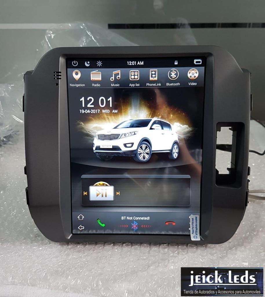 Nueva Radio Android Kia Sportage Del 2011 2015 Con 2 G Ram