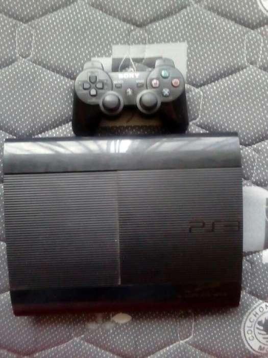Playstation 3 de 500gb Y 2 Juegos
