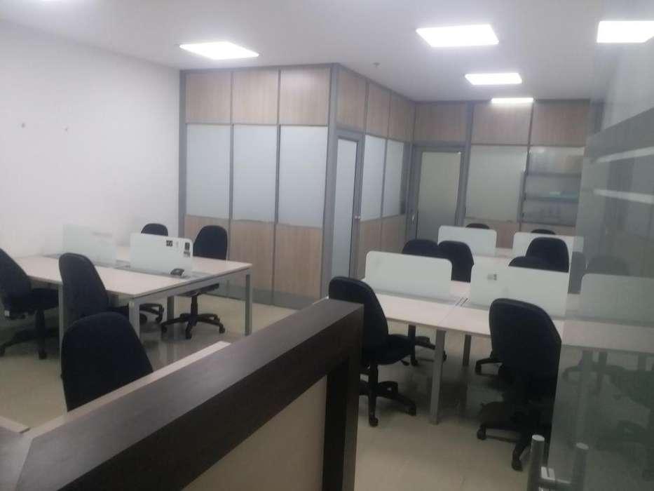 Se vende oficina para trasladar con mobiliario y elementos en excelentes condiciones