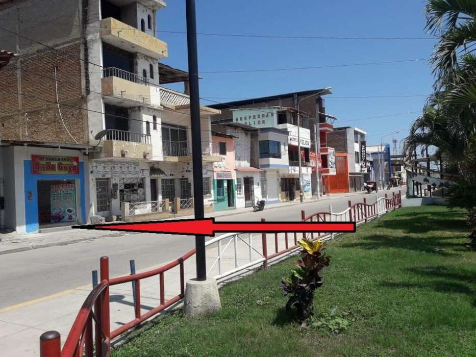 LOCAL COMERCIAL VENDO TUMBES