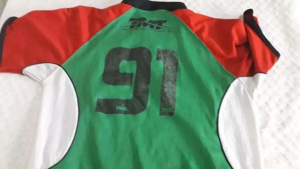 Camiseta Vieja Rugby Club Vilo 91