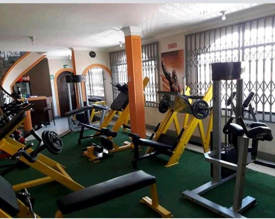 Se Vende <strong>gimnasio</strong> Al Sur de Guayaqui