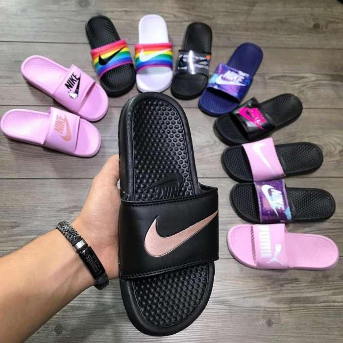Chanchas Nike Jordan Puma Adidas