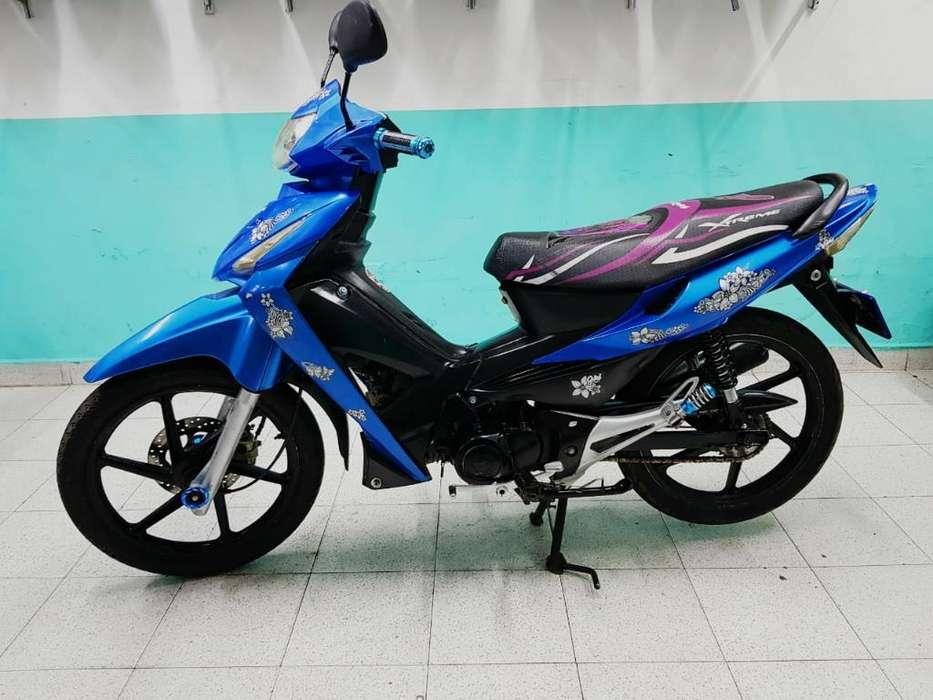 Akt Flex 125 Modelo 2011