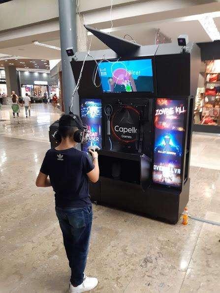 Se necesitan recreacionistas para trabajar en empresa de realidad virtual.