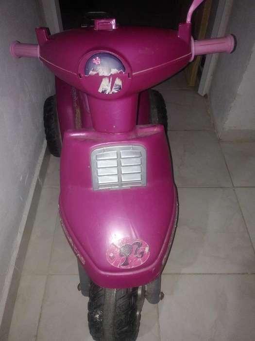 Scooter de Barbie