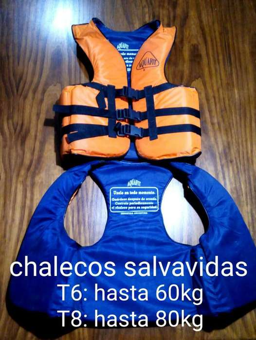 Chaleco Salvavidas