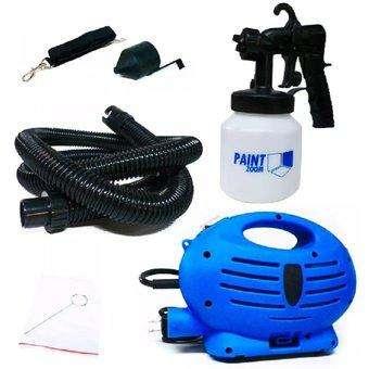 Compresor Pistola Para Pintar Paint Zoom Profesional Spray