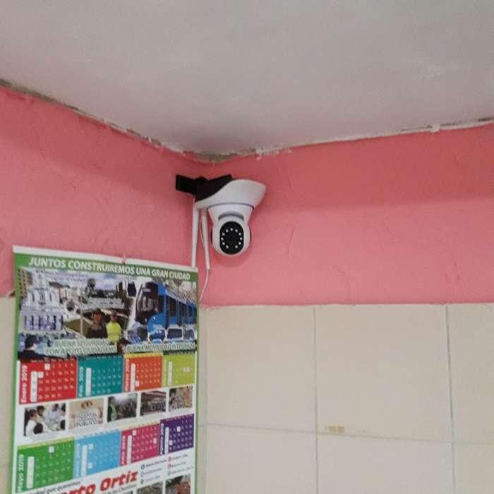 Venta E Instalación de Cámara Robotica