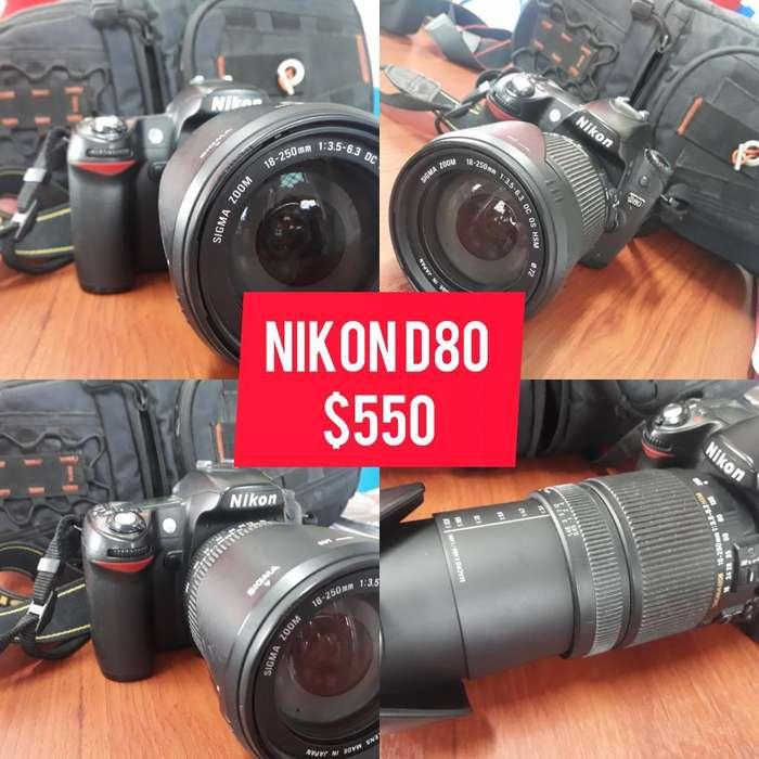 Camaras Nikon Canon Sony