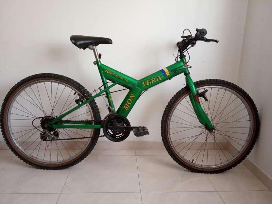 Bidcicleta Todo Terreno a Mitad de Preci