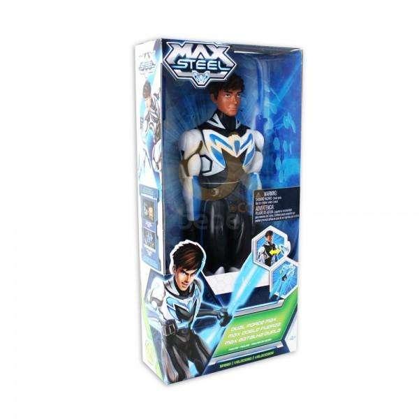 Muñecos Max Steel