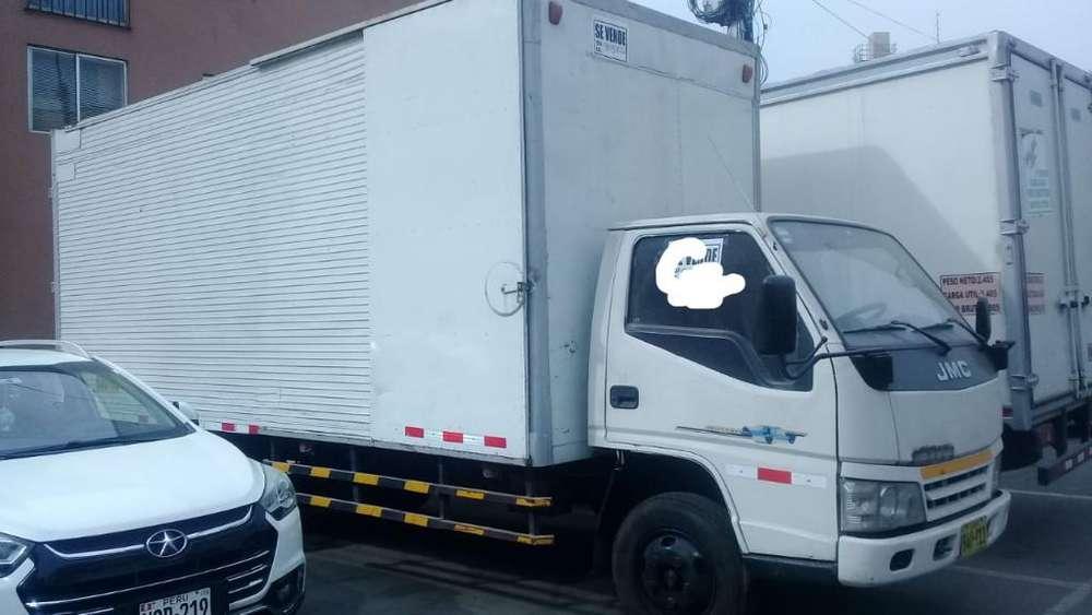 Jmc 4 Tonelada jac Yuejin Hd65 jbc hino hyundai k3700 kia dongfeng Camioneta