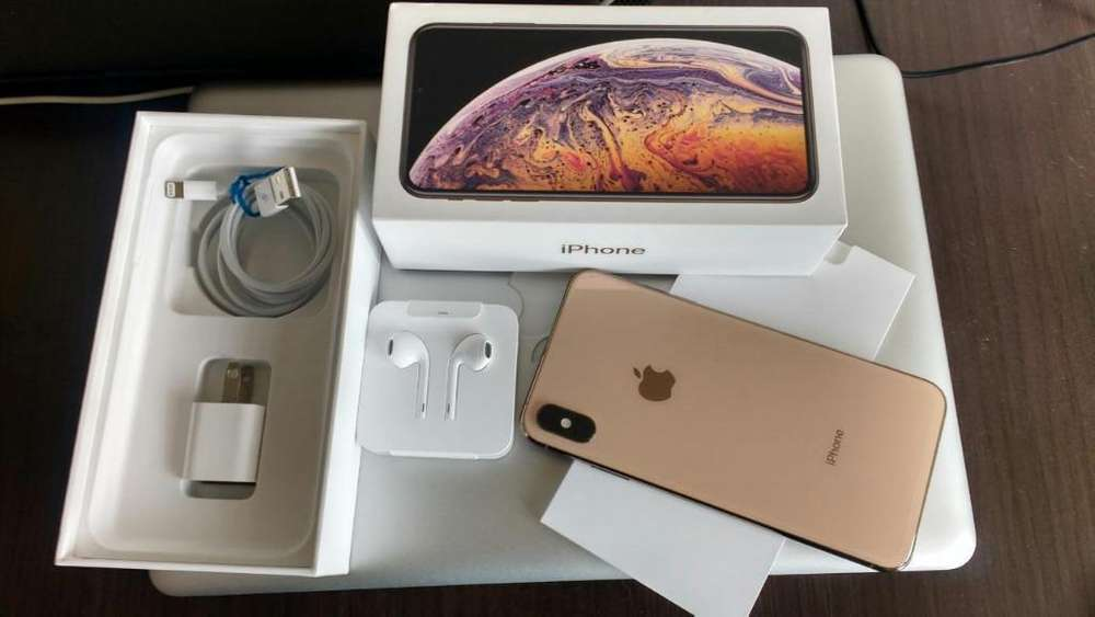 Vendo Xs256gb iPhone Max