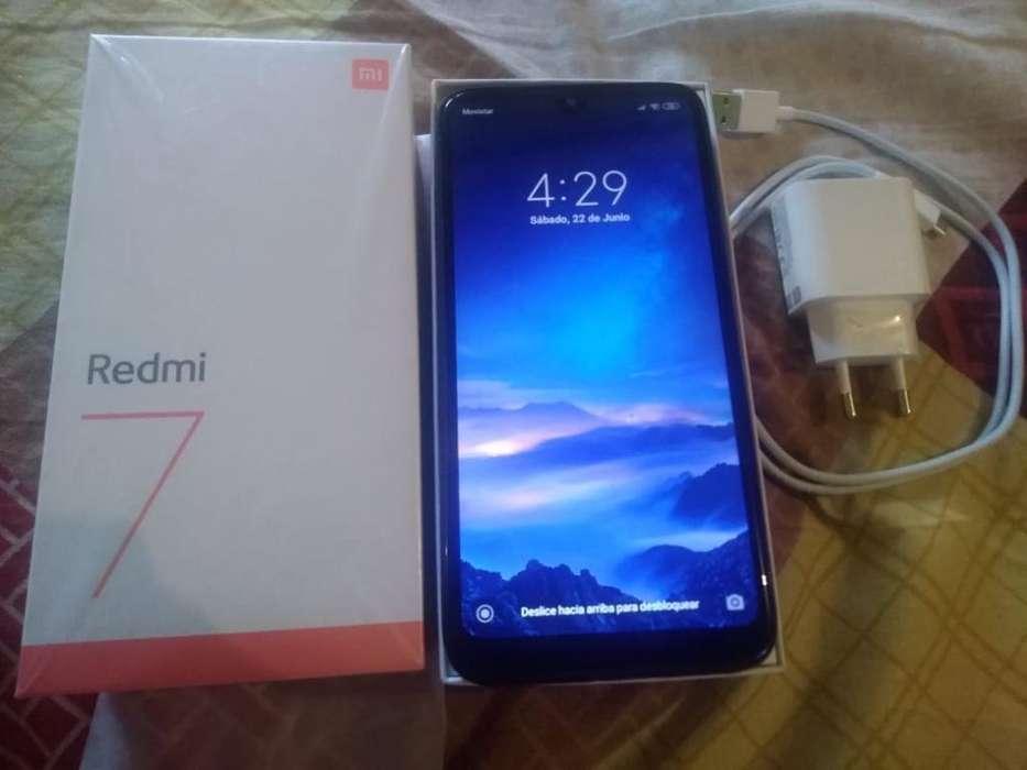 Bellísimo Xiaomi Redmi 7