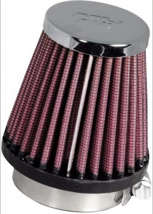 Filtro Aire Conico K&n Kyn Tornado Twister Original