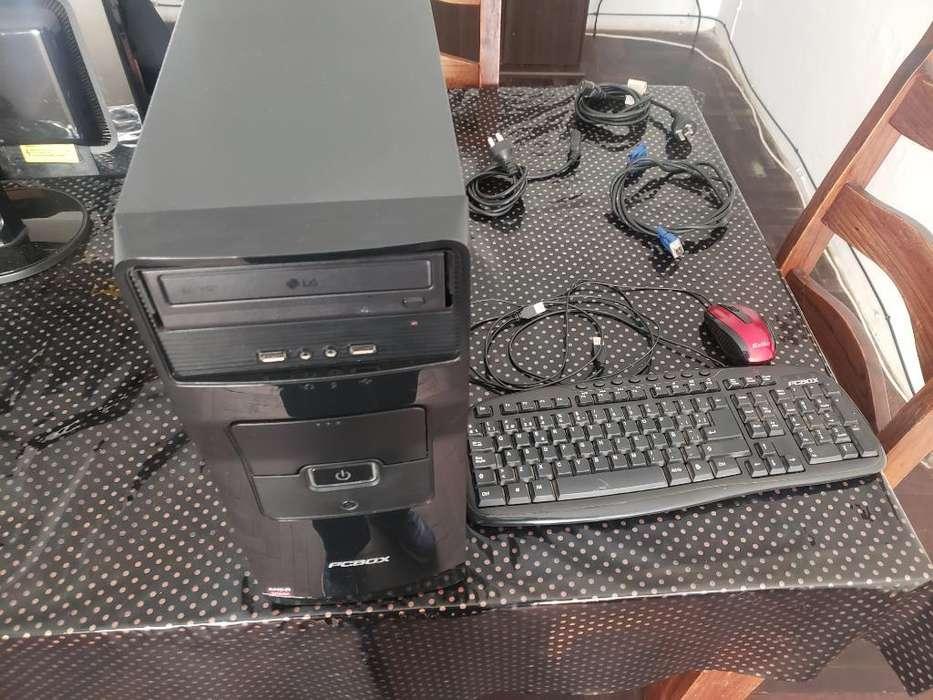 Pc Gamer con Placa Nvidia 1030ti 2gb