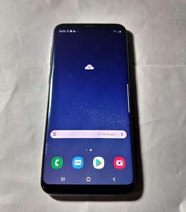 Samsung S8 Plus Libre Impecable