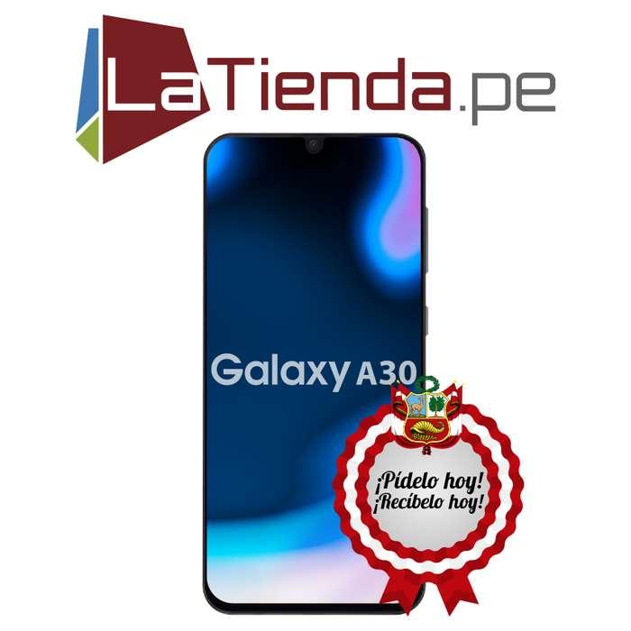 Samsung Galaxy A30 doble camara principal de 12 5 MP