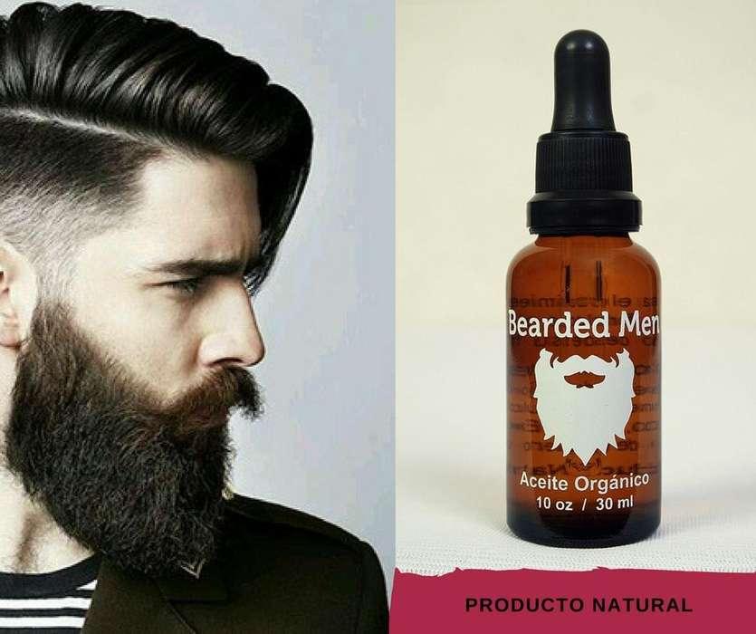 Aceite Para La Barba BEARDED MEN