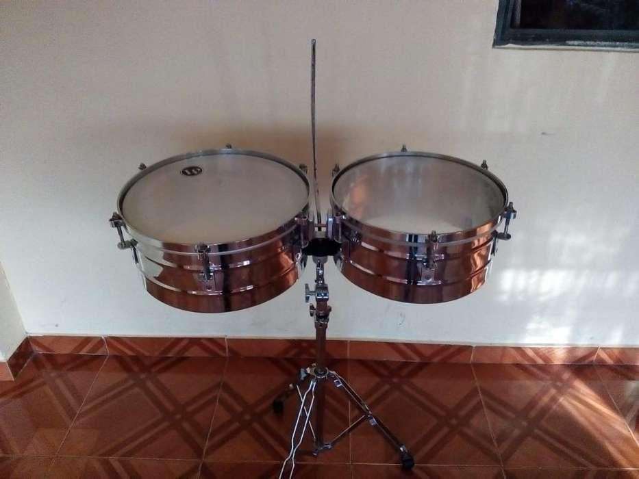 Timbales Power Beat Gangazo