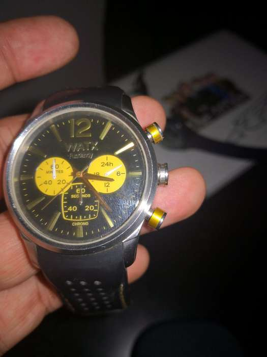 Reloj Watx Fundandy, Comprado en Europa,