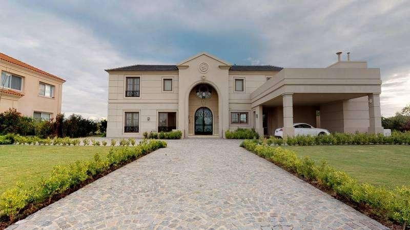 Excepcional casa en alquiler en Pilará - Mallmann Propiedades