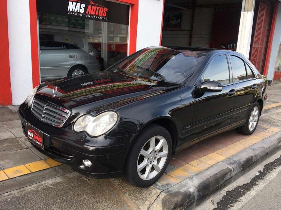 <strong>mercedes-benz</strong> Clase C 2006 - 84235 km