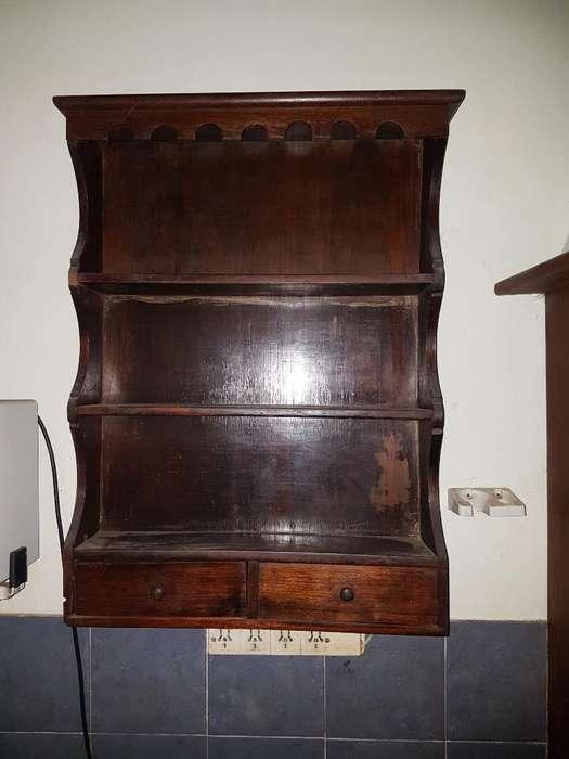 Mueble de Cocina Tipo Alacena Antiguo