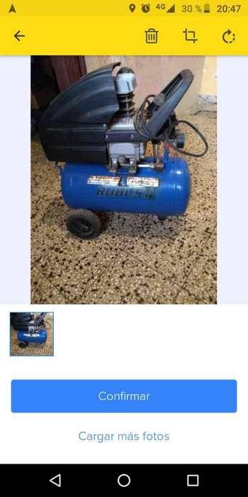 Compresor de Aire Zona San Martin