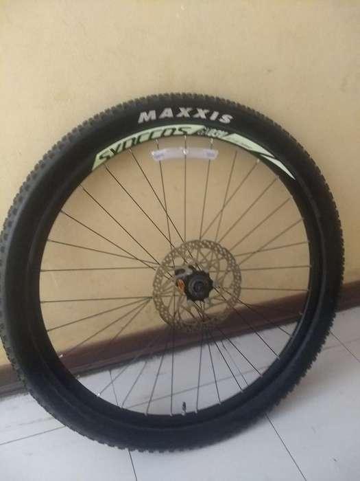 Llanta Delantera para Bicicleta