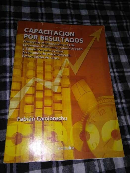 Capacitacion Por Resultados . Fabian Camionschu . Nobuko Libro
