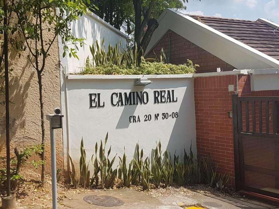 CASA EN VENTA CAÑAVERAL CAMINO REAL FLORIDABLANCA COD.3248428