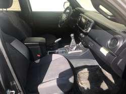 Pickup Toyota Tacoma TRD 4X4 Reduccion