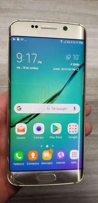 Samsung S6 Edge Trizado