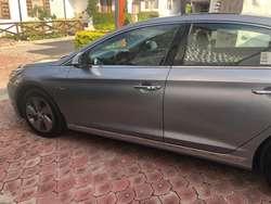 Hyundai Sonata 2017 Como Nuevo